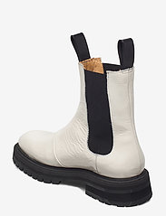 ANNY NORD - GOAL DIGGER Chelsea Boot - chelsea boots - off white patent - 2