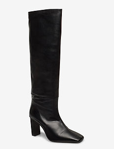 JOAN LE CARRÉ Tall Boot - lange laarzen - black