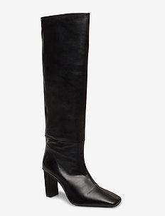 JOAN LE CARRÉ Tall Boot - bottes hautes - black