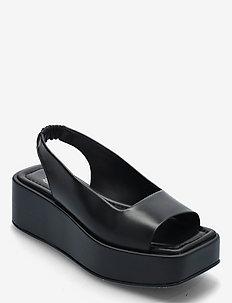 LEVEL UP Sling-Back - slingbacks - black