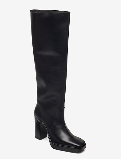CLOSER TO HEAVEN Tall boot - lange laarzen - black