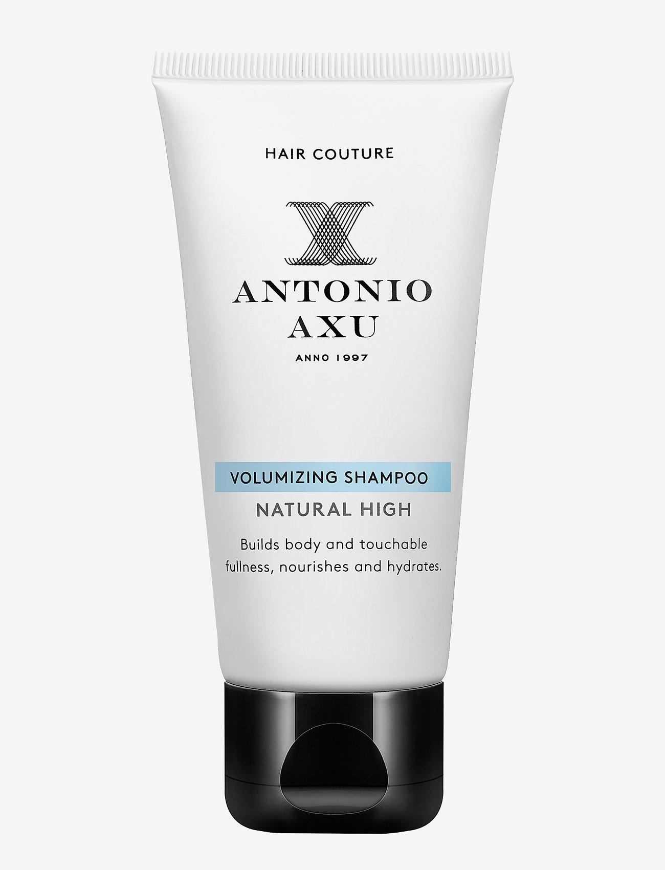 Antonio Axu - Volume Shampoo travel - shampoo - no colour - 0