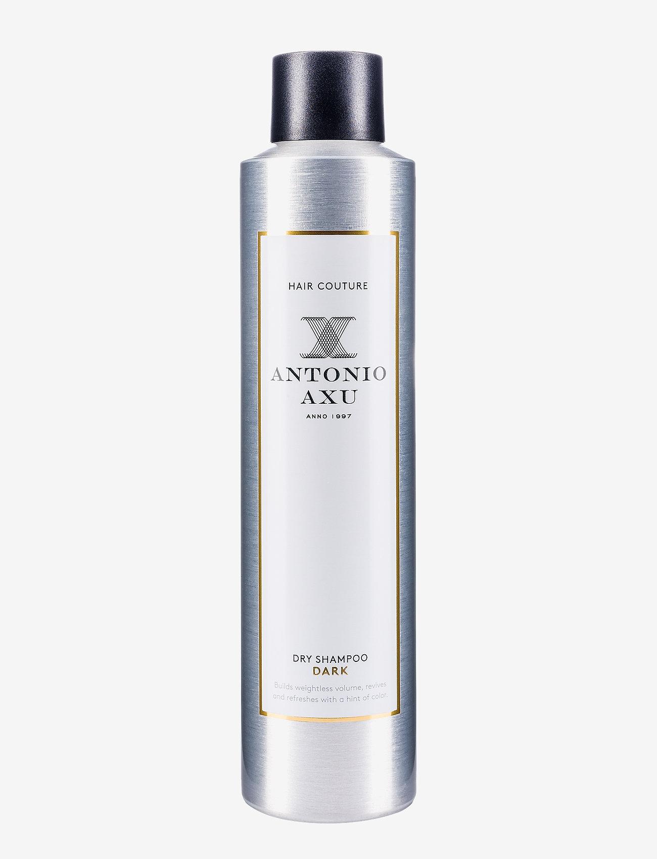Antonio Axu - DRY SHAMPOO DARK - shampoo - clear - 0