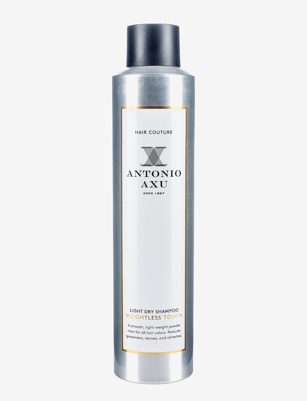Antonio Axu - LIGHT DRY SHAMPOO WEIGHTLESS TOUCH - tørshampoo - clear - 1