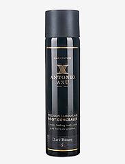 Antonio Axu - PRECISION CAMOUFLAGE ROOT CONCEALER DARK BROWN - hårkur - dark brown - 0
