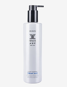 SILVER SHAMPOO VIBRANT BLUE - shampo - blue