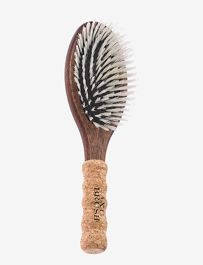 AXUBRUSH OVAL, All Soft - styling - brown