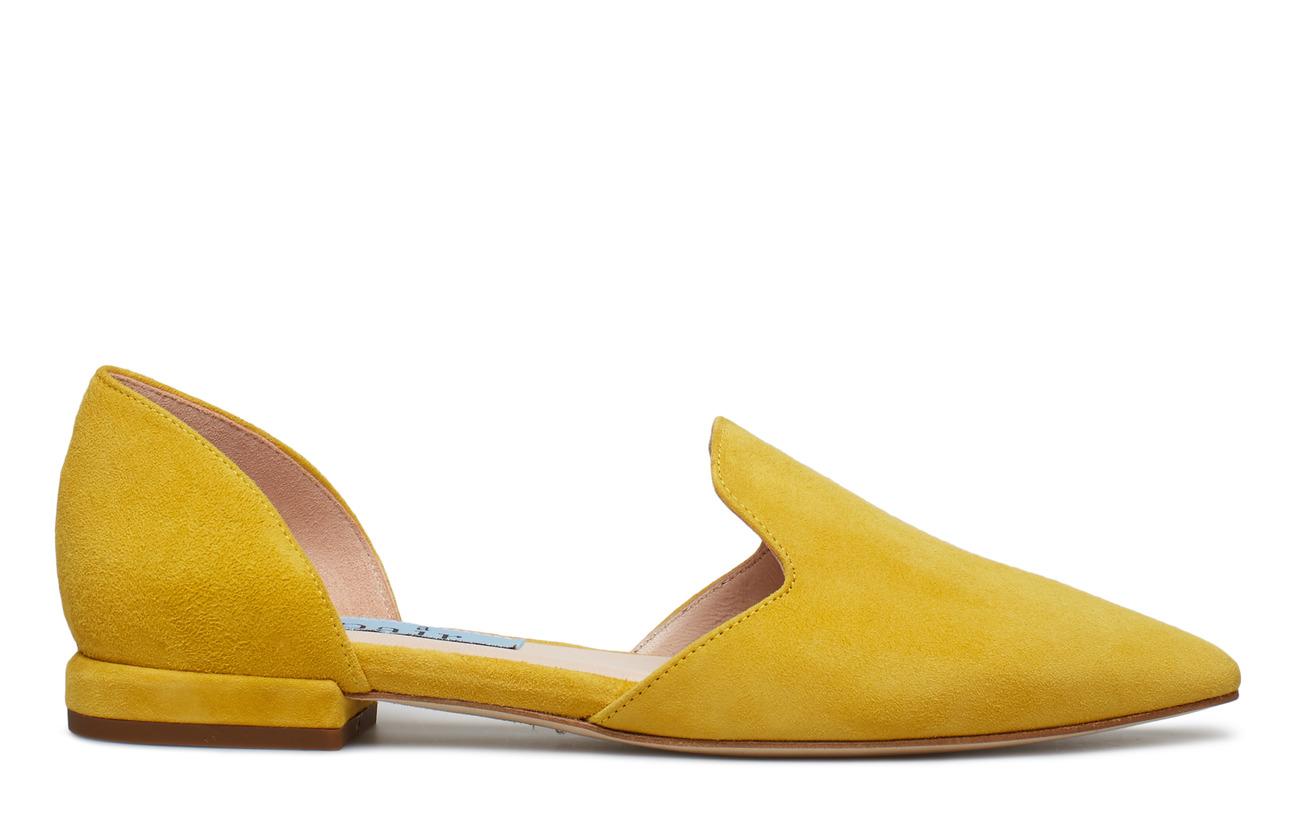 Open Pointed Sidegiallo Flat Heel 1795Apair Cap HYW29IEeD