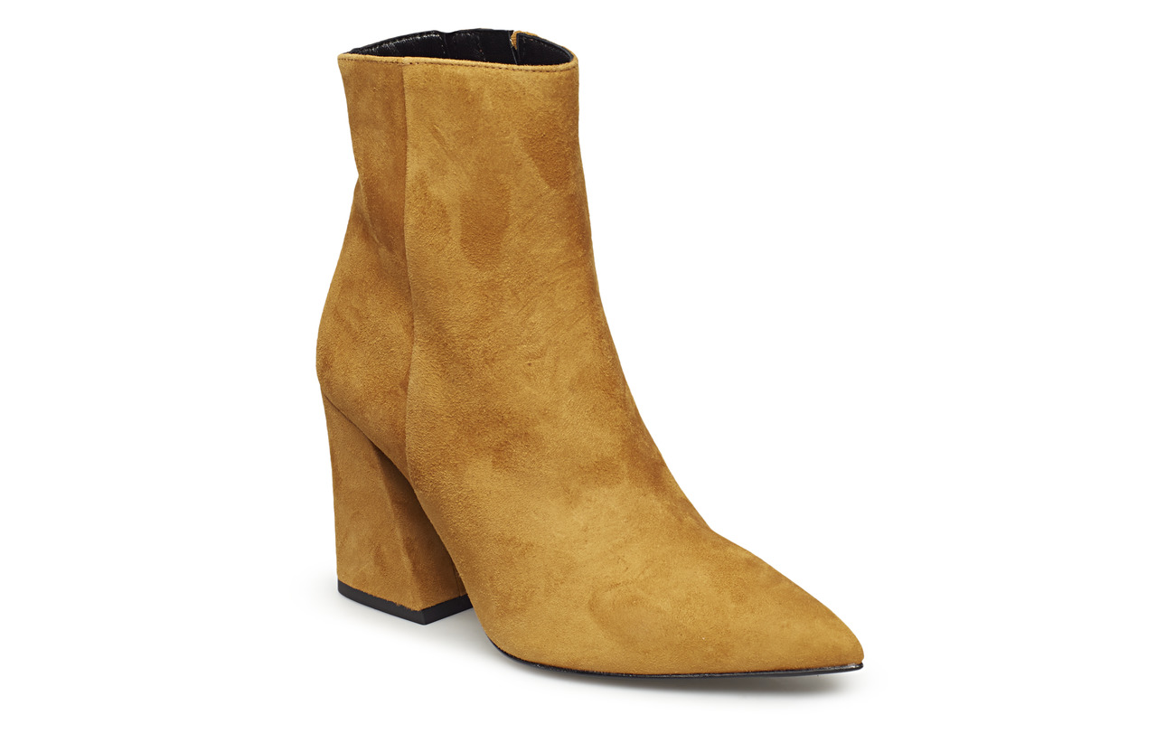 Apair Pointed assymetric heel - CUOIO