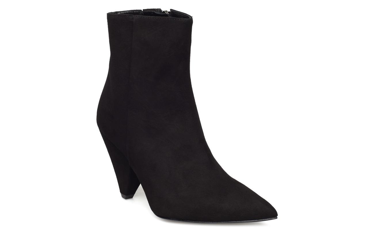 Apair New heel bootie - NERO