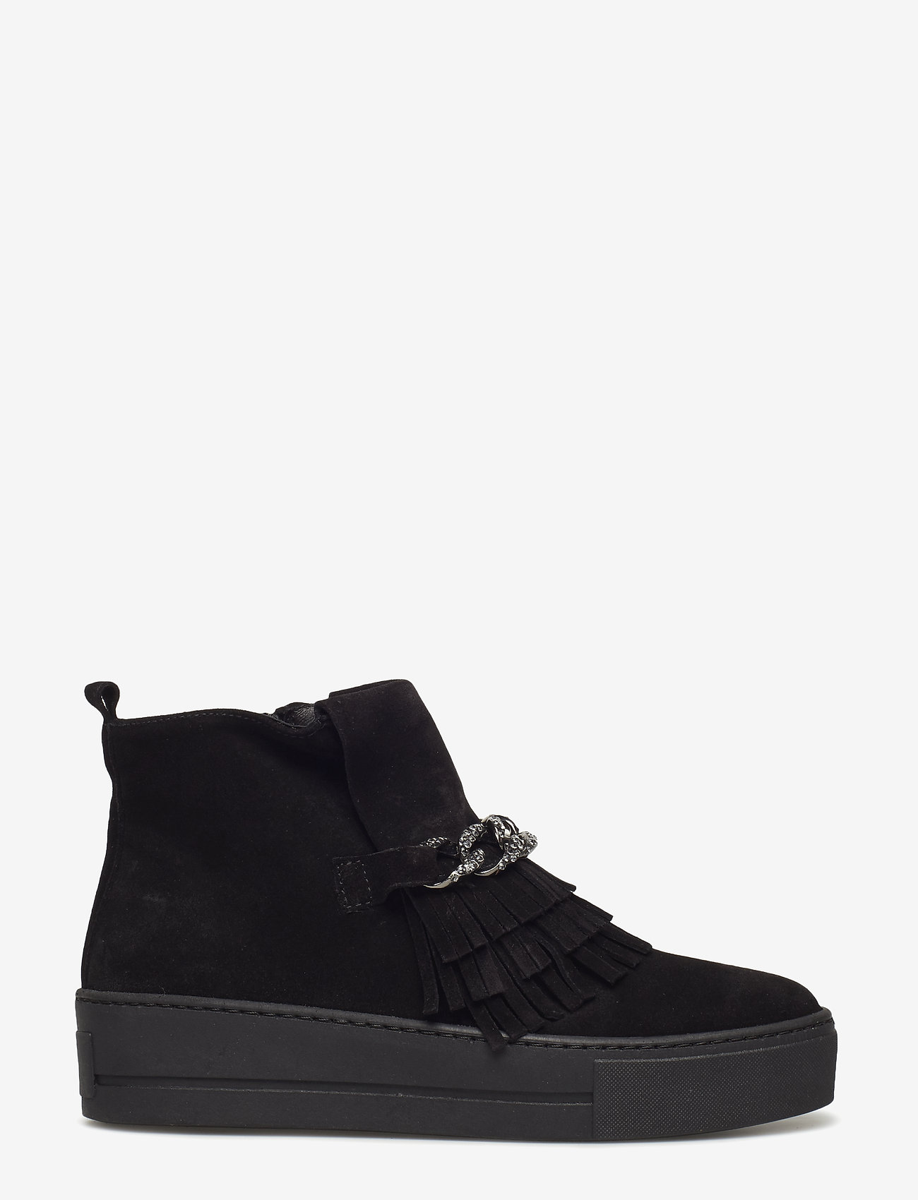 Apair - Bootlet - flat ankle boots - nero