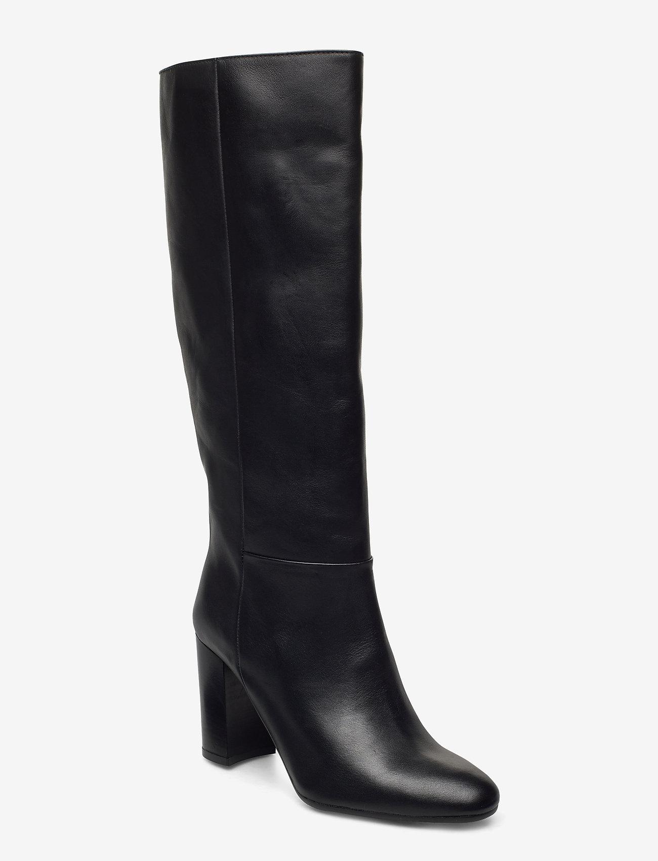 Apair - Classic boot - lange laarzen - black - 0