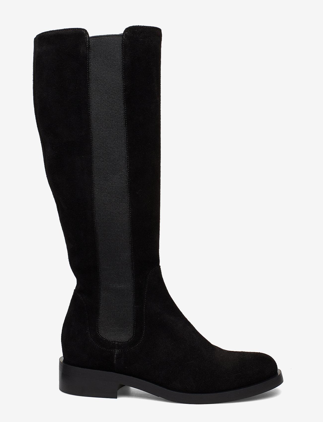 Apair - Long riding elastic - lange laarzen - black - 1