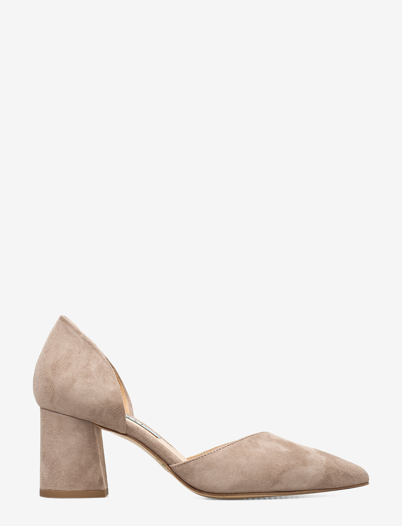 Apair - Open side low chunky - classic pumps - grey - 1