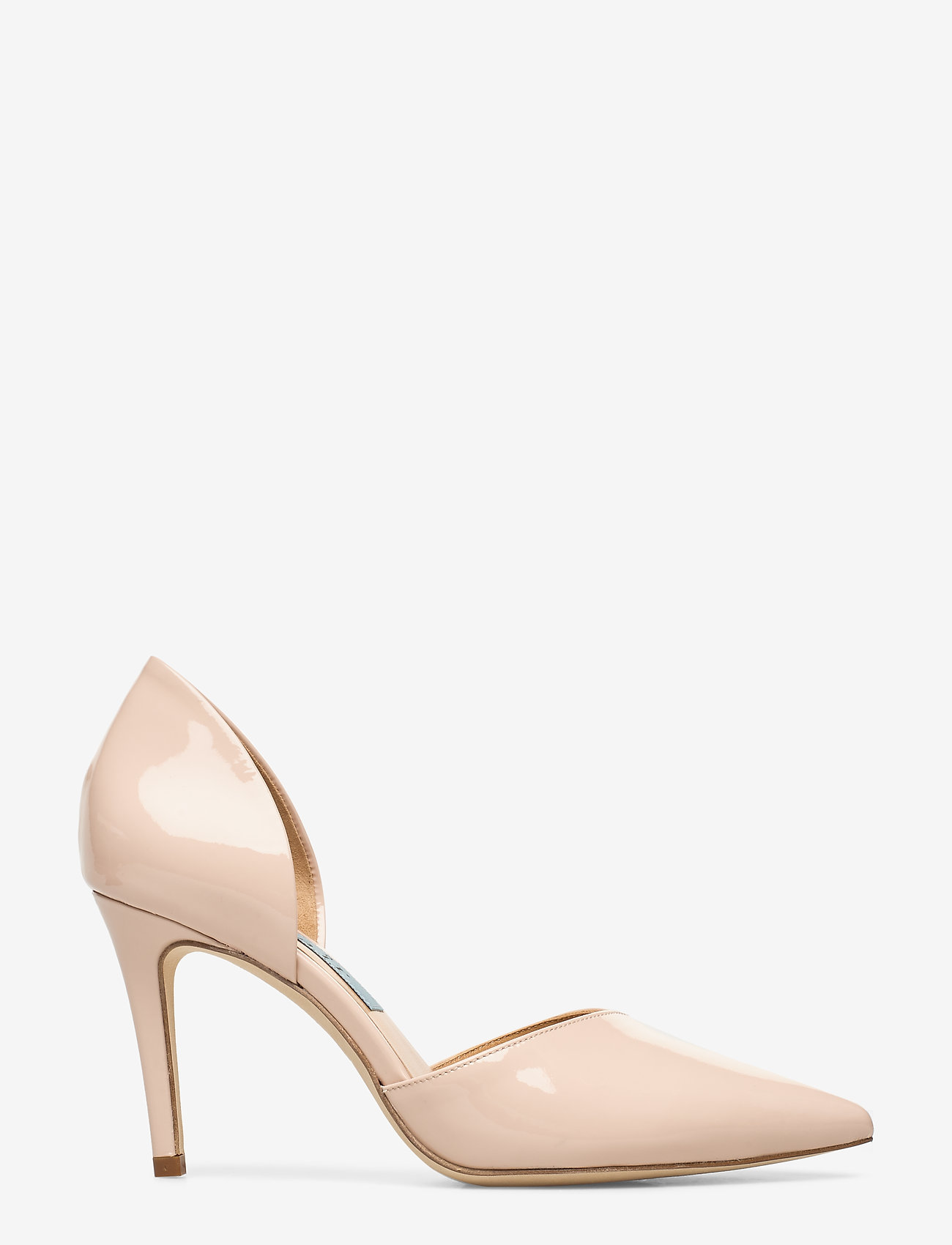 Apair - Open side high stiletto - classic pumps - nude - 1