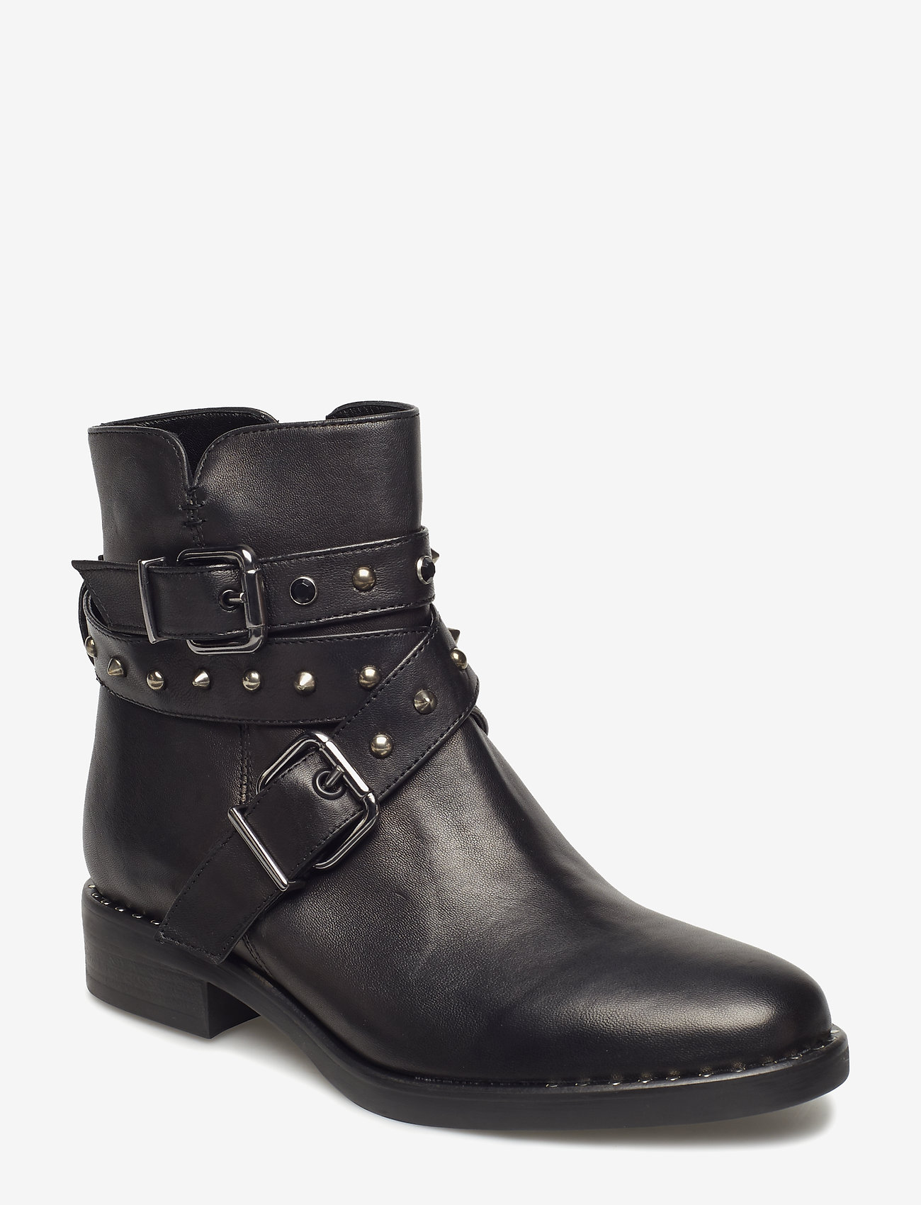 Apair - Flat - flat ankle boots - nero