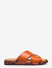 Apair - Plateau cross mix - platta sandaler - arancio - 1