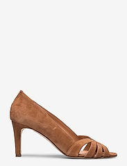 Apair - Open toe pump string - classic pumps - cognac - 1