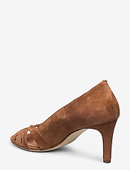 Apair - Open toe pump string - classic pumps - cognac - 2