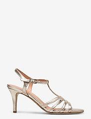 Apair - Dance sandal t-string - høyhælte sandaler - platino - 1