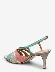 Apair - Dance sandal heelstring - høyhælte sandaler - multi colored - 2