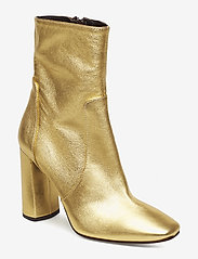 Apair - High heel party boot - ankle boots with heel - oro - 0