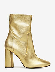 Apair - High heel party boot - ankle boots with heel - oro - 1
