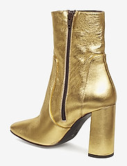 Apair - High heel party boot - ankle boots with heel - oro - 2
