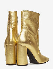 Apair - High heel party boot - ankle boots with heel - oro - 4