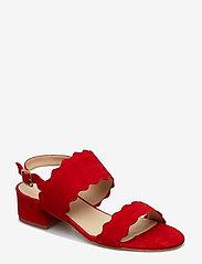 Apair - Wave sandal - korolliset sandaalit - rosso 1577 - 0