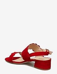 Apair - Wave sandal - korolliset sandaalit - rosso 1577 - 2