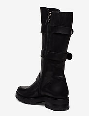 Apair - Long biker - lange laarzen - black - 2
