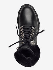Apair - Chuncky ski - flat ankle boots - nero - 3