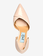 Apair - Open side high stiletto - classic pumps - nude - 3
