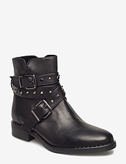 Apair - Flat - flat ankle boots - nero - 0