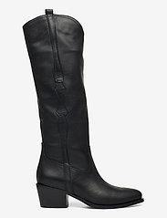 Apair - New western long - lange laarzen - black - 1