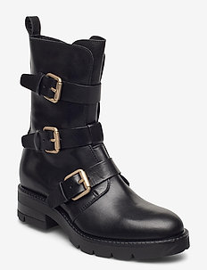 Bikerboot - BLACK