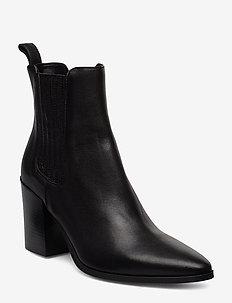 Classic western elastic - BLACK