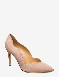 Wave pump high - klassiske pumps - rose