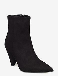 New heel bootie - NERO