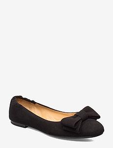 Bootie Ballerina - baleriny - black