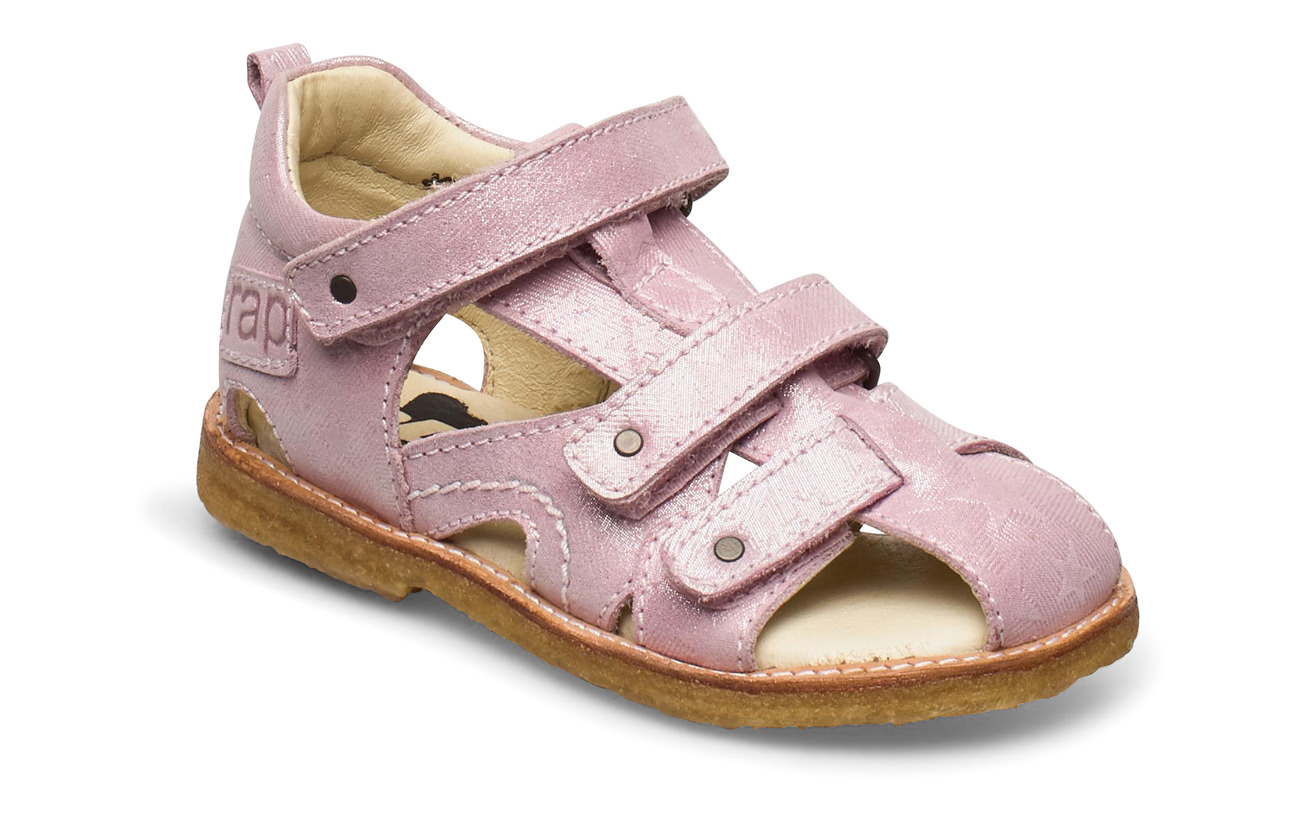 Arauto RAP ECOLOGICAL CLOSED SANDAL, NARROW FIT - 50-ROSE CLAIR STAR