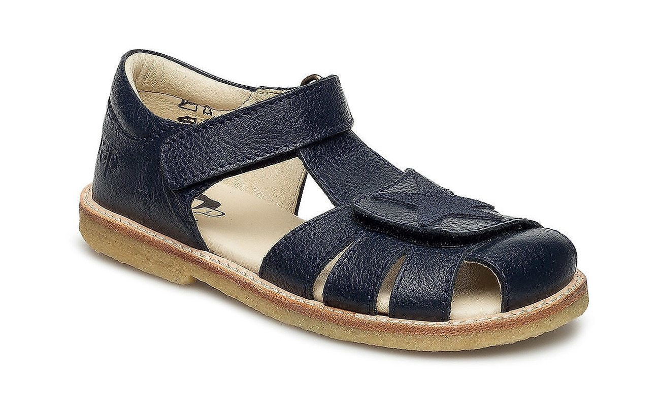 Arauto RAP ECOLOGICAL CLOSED SANDAL, NARROW FIT - 15-NAVY
