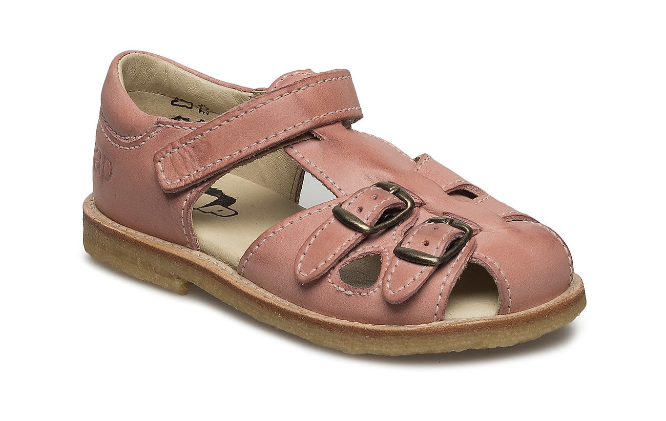Arauto RAP ECOLOGICAL CLOSED RETRO SANDAL, MEDIUM/WIDE FIT - 55-ECO PINK