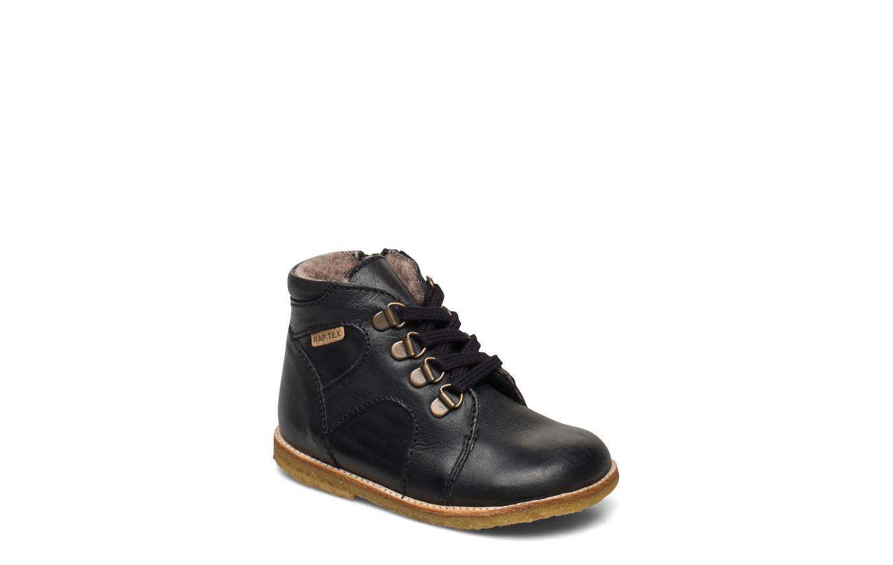 Arauto RAP TEX Boot with zip - BLACK