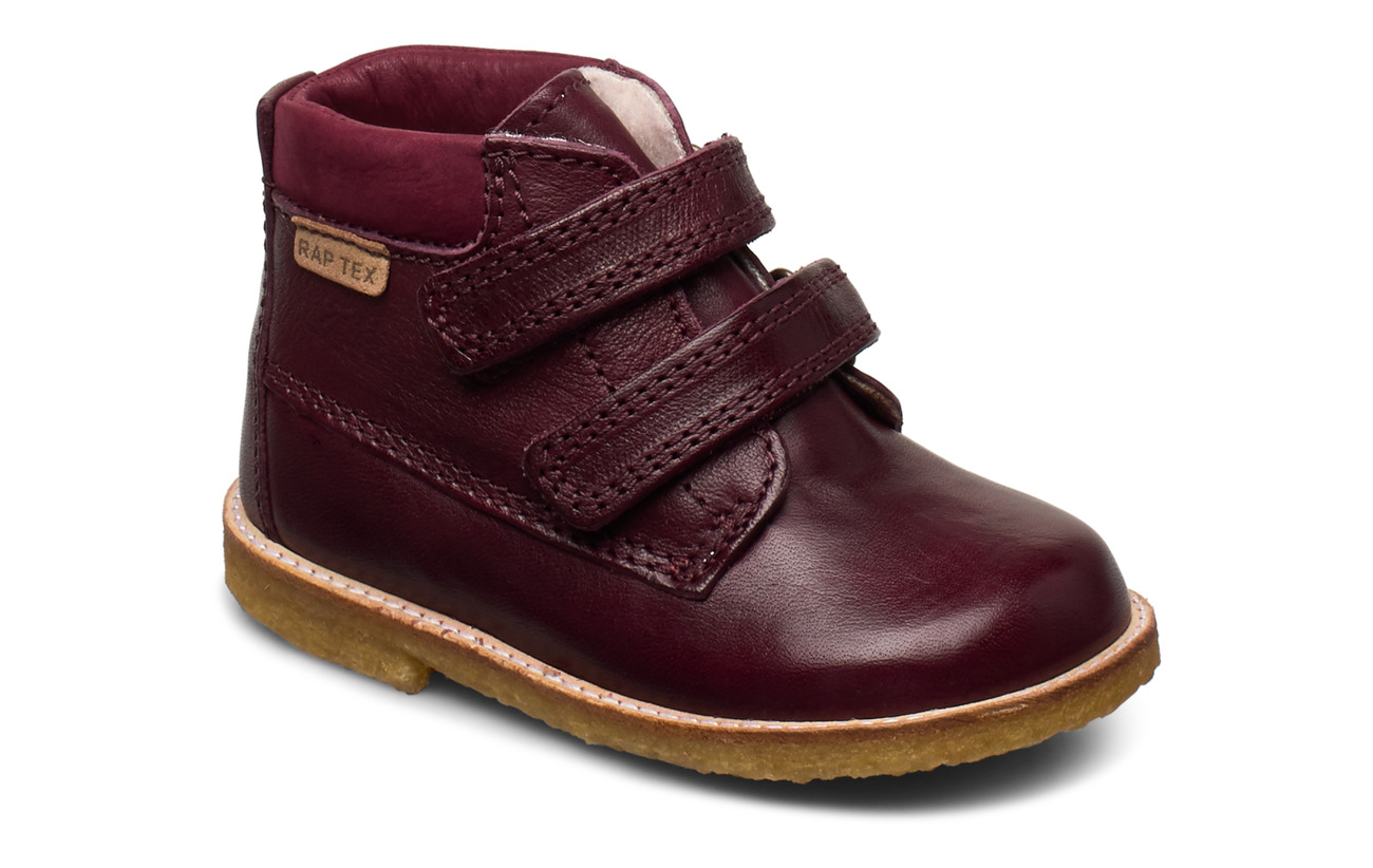 Arauto RAP Tex Boot with velcro - BORDO