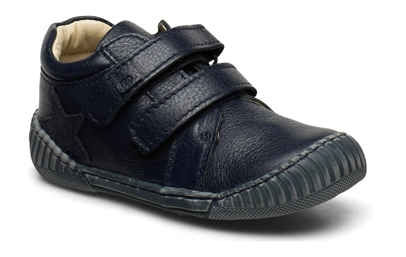 Arauto RAP ECOLOGICAL LOW BOOT, SOFT LEATHER, MEDIUM FIT - 06-NAVY
