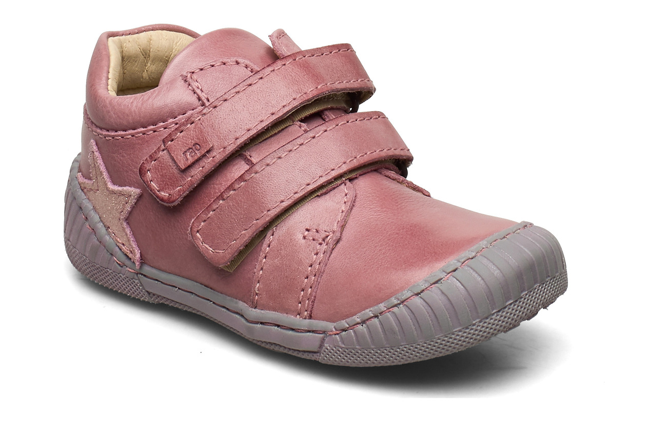 Arauto RAP ECOLOGICAL LOW BOOT, SOFT LEATHER, MEDIUM FIT - 46-PINK