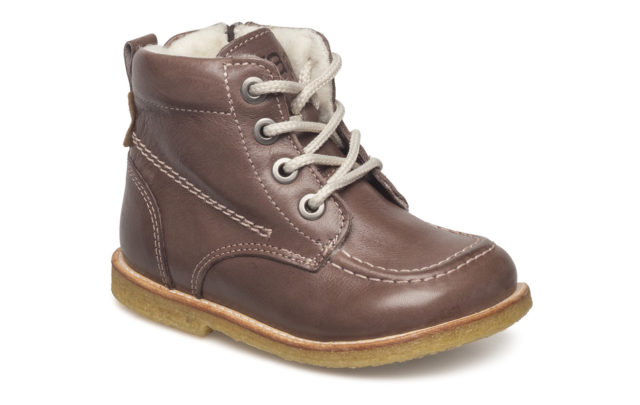 3383c89afe8 Ecological Water Proof Low Boot (35-dk. Brown) (£42) - Arauto RAP ...