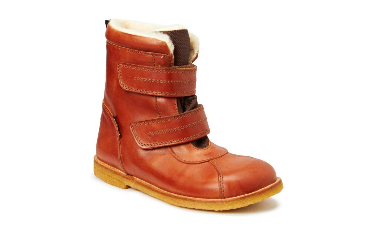 Arauto RAP Tex Boot with velcro - COGNAC